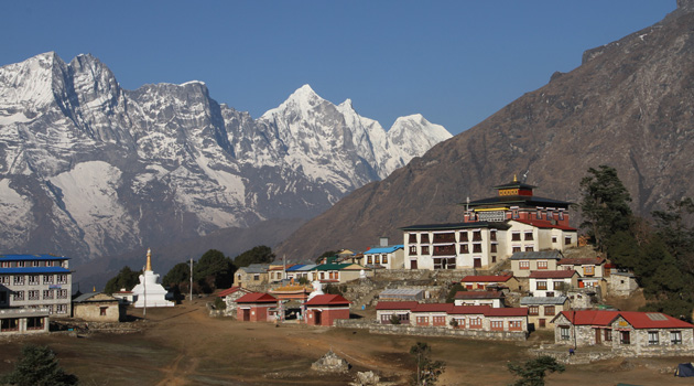 Tengboche Everest